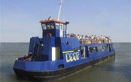 Boot huren Amsterdam. Partyboot Boot I