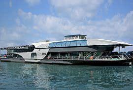 Boot huren Amsterdam. Partyboot Oceandiva Futura
