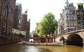 Boot huren Amsterdam. Salonboot Griffioen