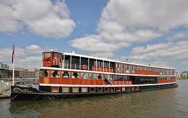 Boot huren Amsterdam. Partyboot Prins van Oranje