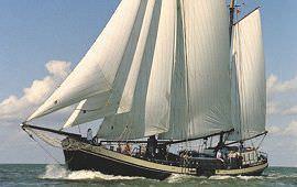 Boot huren Harlingen. Klipper Poseidon