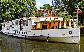 Boot huren Amsterdam. Partyboot Wapen van Amsterdam