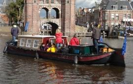 Boot mieten Sneek. Rundfahrtboot Noardlân