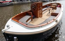 Boot huren Amsterdam. Sloep Abaco