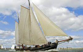 Boot huren Harlingen. Klipper Aldebaran