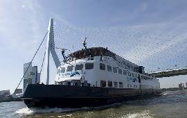 Boot huren Rotterdam. Partyboot Ameland
