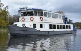 Boot huren Loosdrecht. Partyboot Bommelervaart