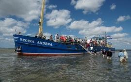 Boot huren Harlingen. Motorboot Mps Regina-Andrea