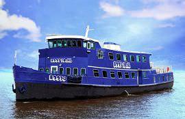 Boot huren Rotterdam. Partyboot Boot III