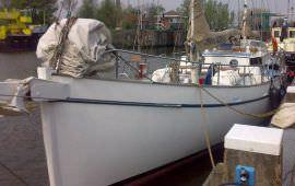 Boot huren Hellevoetsluis. Zeiljacht Holland