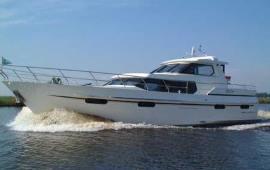 Boot huren Zwartsluis. Motorboot Ibis