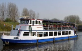 Boot huren Den Bosch. Partyboot Jeronimus Bosch