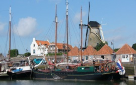 Boot huren Zierikzee. Klipper Morgenster