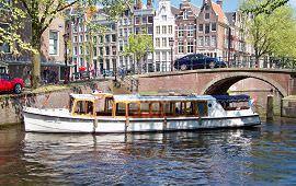 Boot huren Amsterdam. Salonboot Mona Lisa