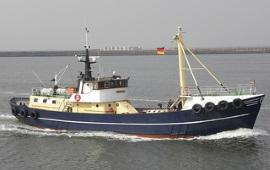Boot huren IJmuiden. Motorboot MS Marion