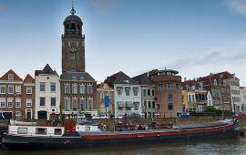 Boot huren Deventer. Woonboot Oosterkim