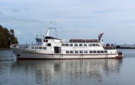 Boat rental Amsterdam. Partyship Stortemelk