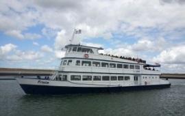 Boot huren Sint Annaland. Partyboot Frisia