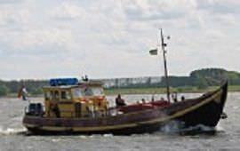 Boot huren Nijmegen. Motorboot Poolster