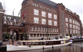 Boot huren Amsterdam. Salonboot Proost van Sint Jan