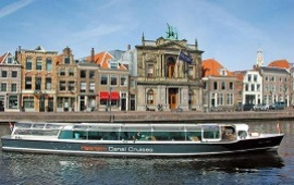Boot huren Haarlem. Rondvaartboot Frans Hals