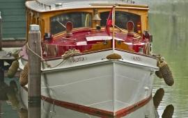 Boot huren Amsterdam. Salonboot Valentijn