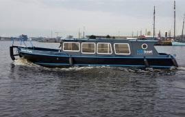 Boot mieten Amsterdam. Salonboot Kin 12
