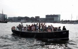 Boot huren Amsterdam. Sloep Cruise