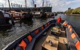 Boot huren Amsterdam. Sloep Nomag