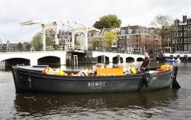 Boot huren Amsterdam. Sloep Vording