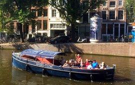 Boot huren Amsterdam. Sloep Amigo