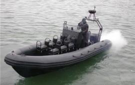 Boot mieten Scheveningen. Schnellboot Leger RIB