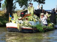 Boot huren Varend Corso Westland