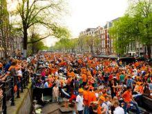 Boot huren Boot huren Koningsdag Amsterdam