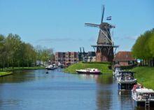 Boot huren Admiraliteitsdagen in Dokkum