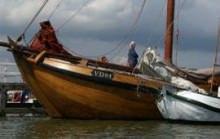 Boot huren Zeilen bij de Volendammer Pieperrace