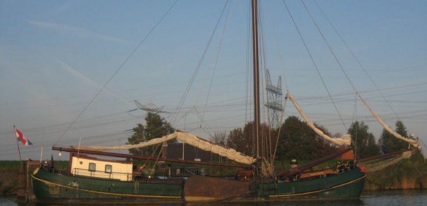 Zeilboot huren Amsterdam Vrouwe Johanna