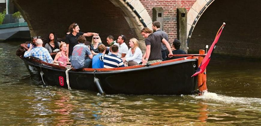 Manhattan sloep huren Amsterdam