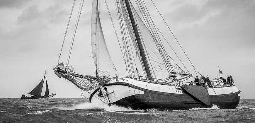 Zeilboot huren Harlingen Spes Mea