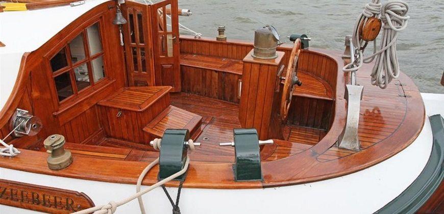 Zeilboot huren Zeebeer