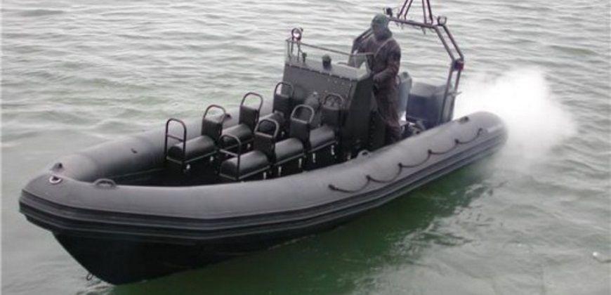 speedboot huren scheveningen leger rib