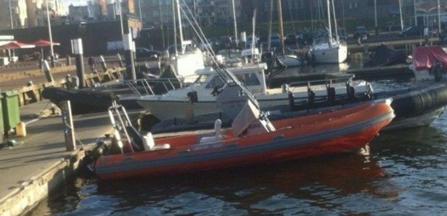 speedboot huren scheveningen rib 4