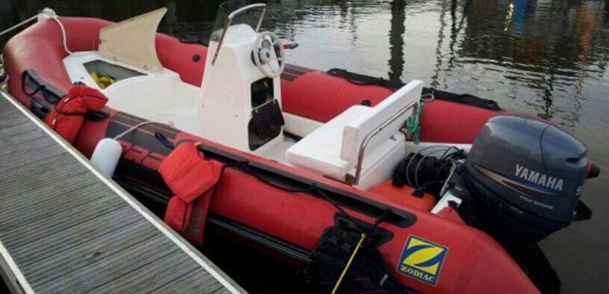 speedboot huren scheveningen rib