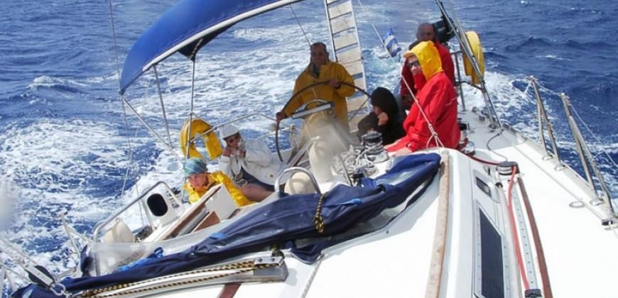 zeilboot huren griekenland osyan