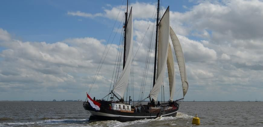zeilboot huren harlingen passaat