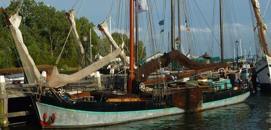 zeilboot huren antonius