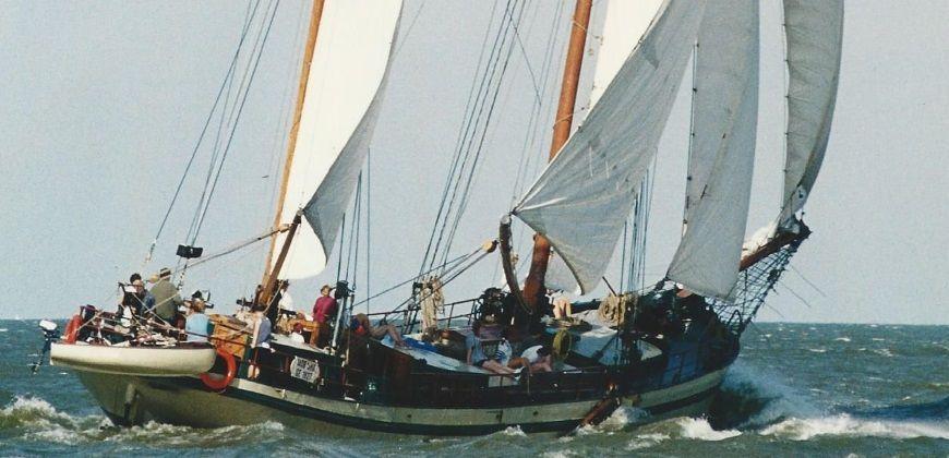 zeilboot huren arthur van schendel