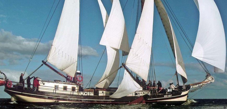 zeilboot stavoren rea klif