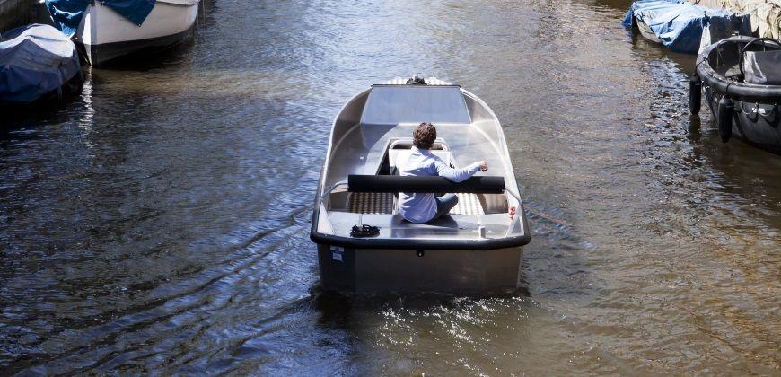 sloep amsterdam zelf varen huursloep bootnodig