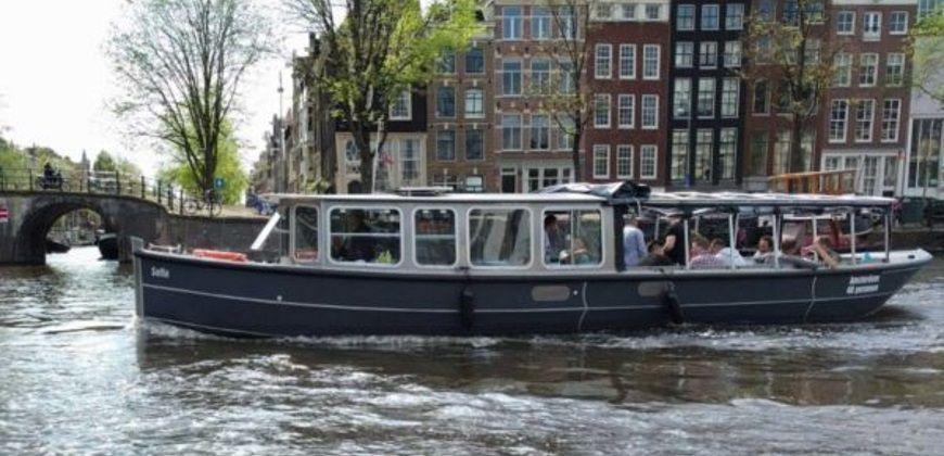 salonboot amsterdam sofia
